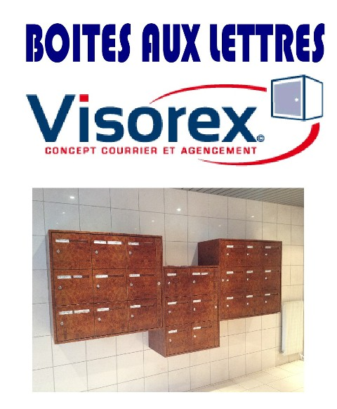 VISOREX ACCUEIL